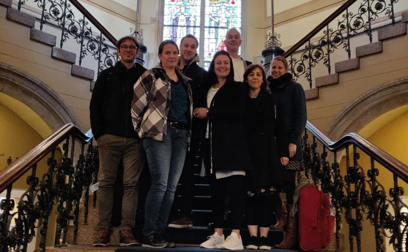 Transnational meeting 2 – catching fire